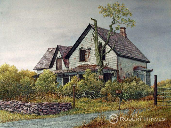 Robert Hinves - A Forgotten Time