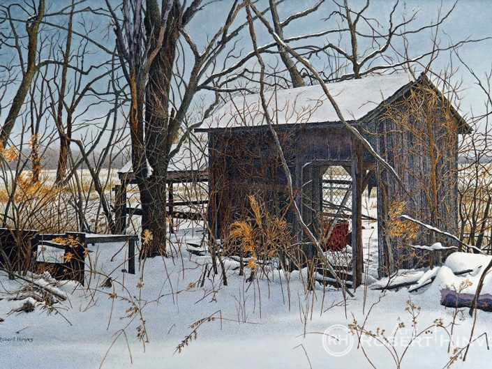 Robert Hinves - Bentley Carruthers Shed