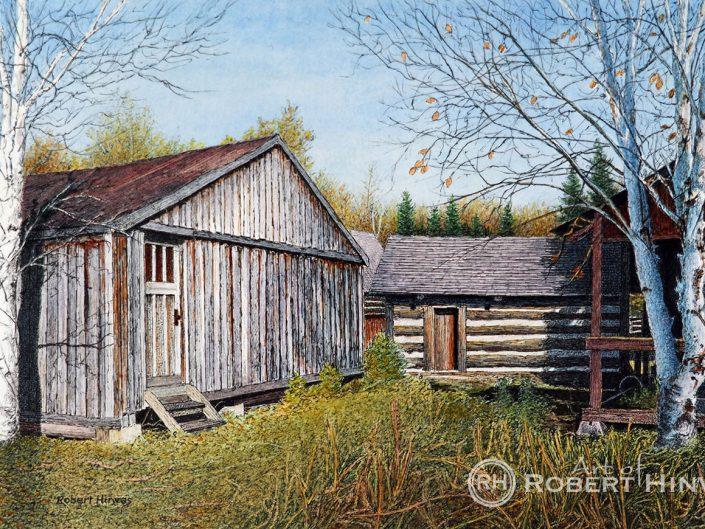 Robert Hinves - Glebe Park Haliburton