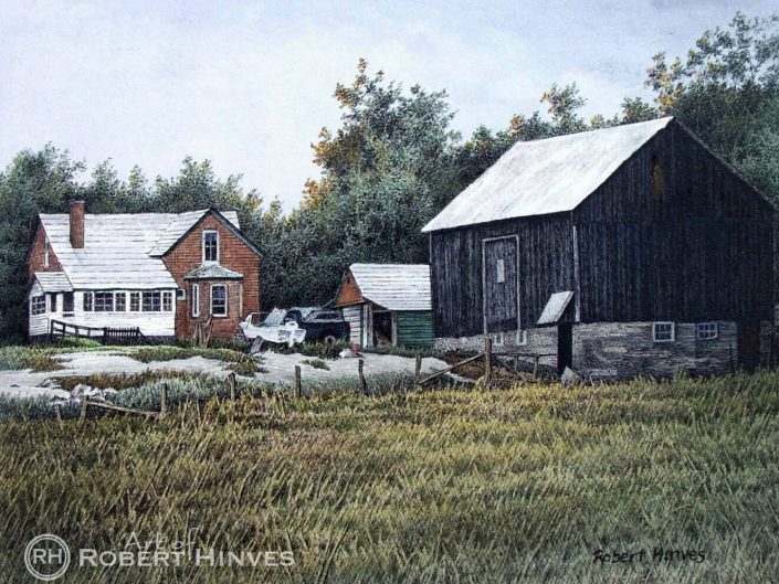 Robert Hinves - Haliburton Farm