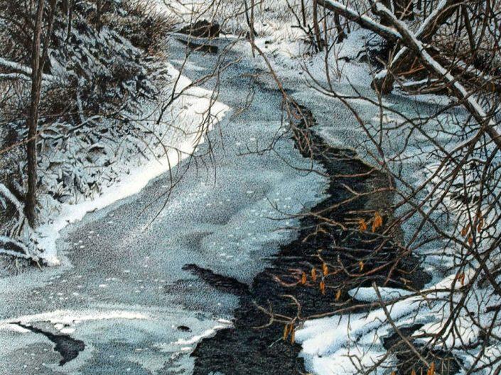 Robert Hinves - Lynde Creek