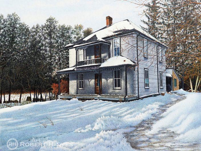 Robert Hinves - Nighswander-McGee House