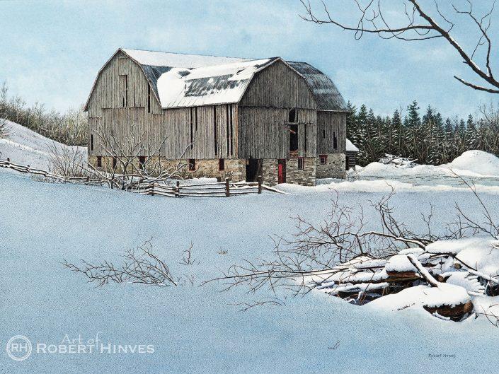 Robert Hinves - Prince Edward County Barn