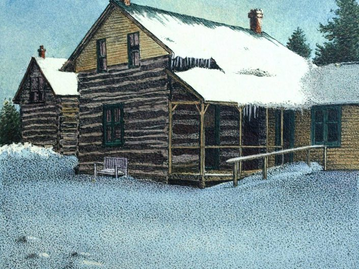 Robert Hinves - Settlers Village II