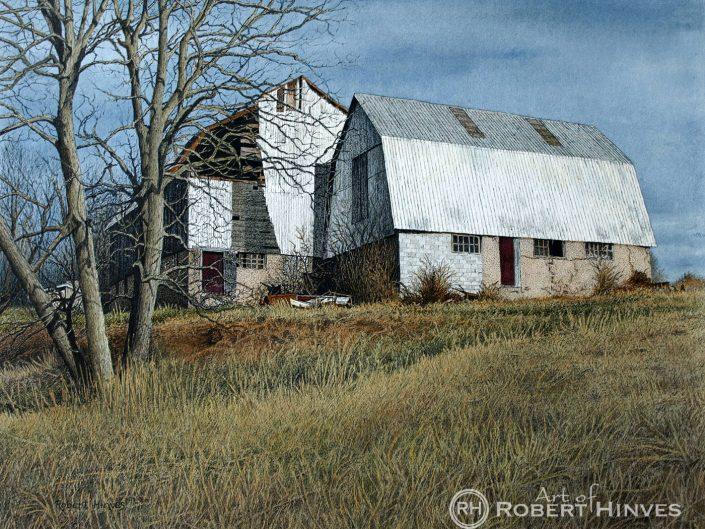 Robert Hinves - Victoria Rd Barn - P.E.County