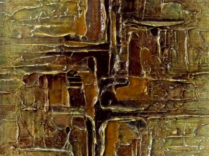 Robert Hinves - Weathered Terrain