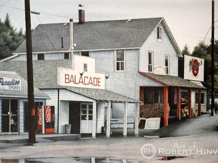 Robert Hinves - Balacade